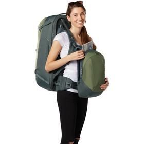 Deuter Aviant Access Pro 70 Mochila de Viaje, khaki/ivy